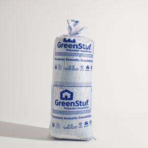 GreenStuf® Acoustic Sound Blanket bagged